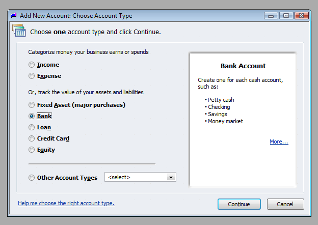How To Add A New Bank Account In Quickbooks